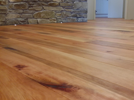 Foreverbeech™ Solid Timber Overlay Flooring and Panelling 105x10mm