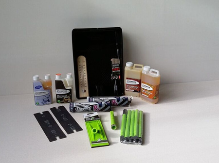 Foreverbreathe™ Clear Coat Finishing Kit 12sqm