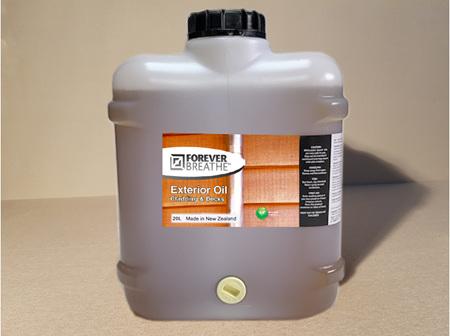 Foreverbreathe™ Exterior Oil 20L