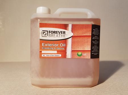 Foreverbreathe™ Exterior Oil 4L
