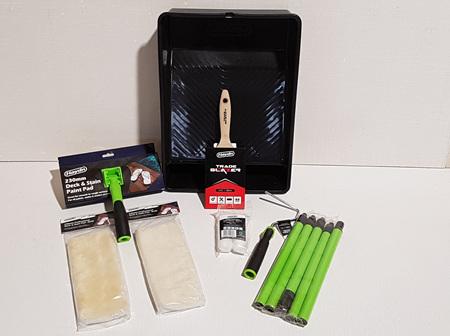 Foreverbreathe™ Exterior Oil Application Kit