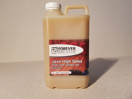 Foreverbreathe™ High Solid Floor & Joinery Oil 1 litre