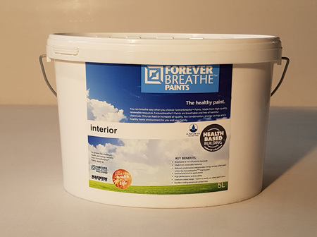 Foreverbreathe™ Interior Wall & Ceiling Paint 5L Cool Neutral Range