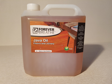 Foreverbreathe™ Java Resin Oil 4L