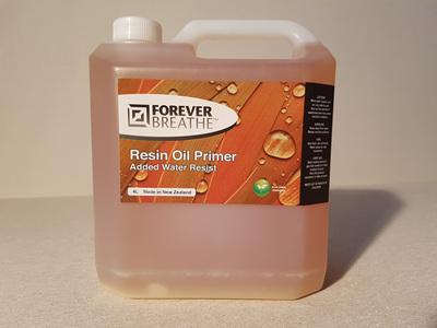 Foreverbreathe™ Resin Oil Primer 4L