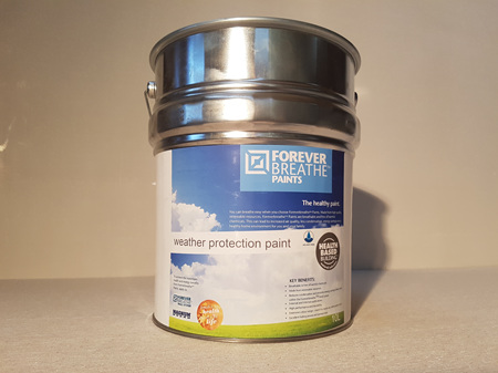 Foreverbreathe™ Weather Protection Paint 10L