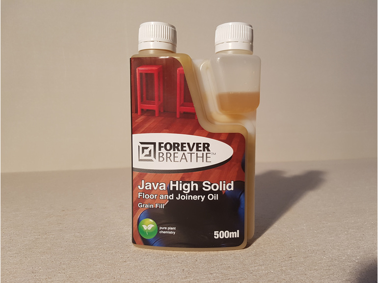 Forevervreathe High Solid Floor & Joinery Oil - Clear 500ml