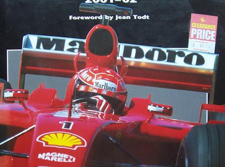 Formula 1 Yearbook 2001-2002