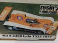 Formula Canada 1/24 Lola T333 1977 Resin Kit