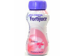 Fortijuice Strawberry 200ml Bottle
