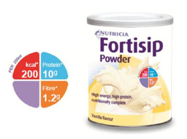 Fortisip Vanilla Oral Powder