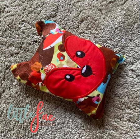 Fox Animal Wheat Bag