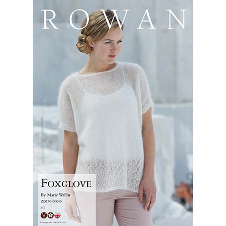 Foxglove by Marie Wallin