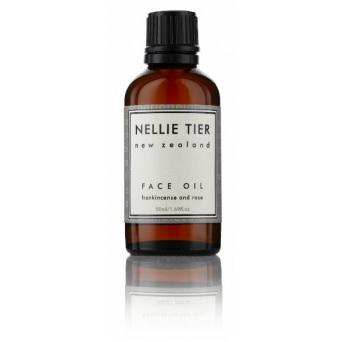 Frankincense & Rose Face Oil