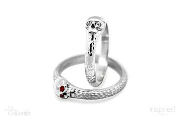 'Fred' Skull Ring