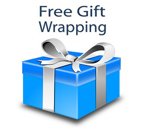 Free Gift Wrapping | On the Cuff