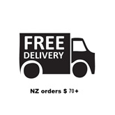 Free NZ delivery on orders $70 and more