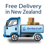 Free Shipping in New Zealand | On the Cuff