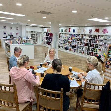 FREE: Social Knitting Group