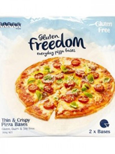 Freedom GF Pizza Bases - 2 pack