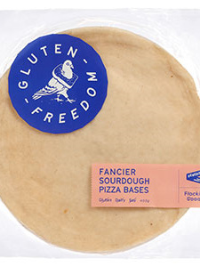 Freedom GF Sour Dough Pizza Bases - 2 pack