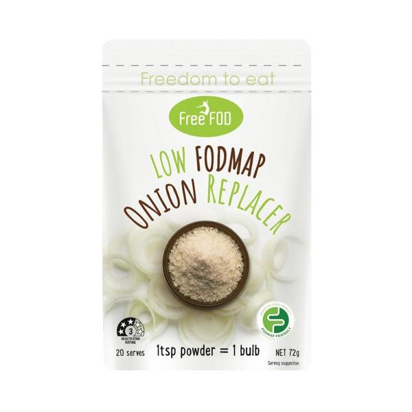 FreeFOD Low FODMAP Onion Replacer