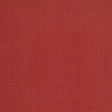 French General Favourites Basics Linen Texture Rouge 13529-23