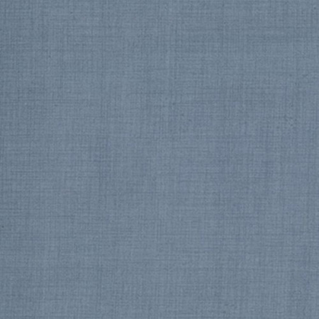 French General Woad Blue Linen Texture 13529-33