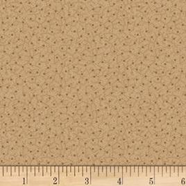 French Paisley Tiny Dots 00156