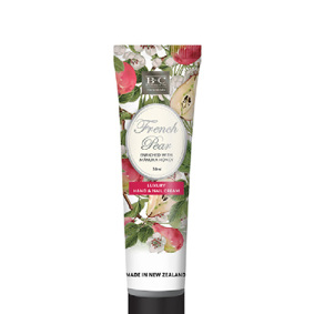 French Pear Hand & Nail Cream