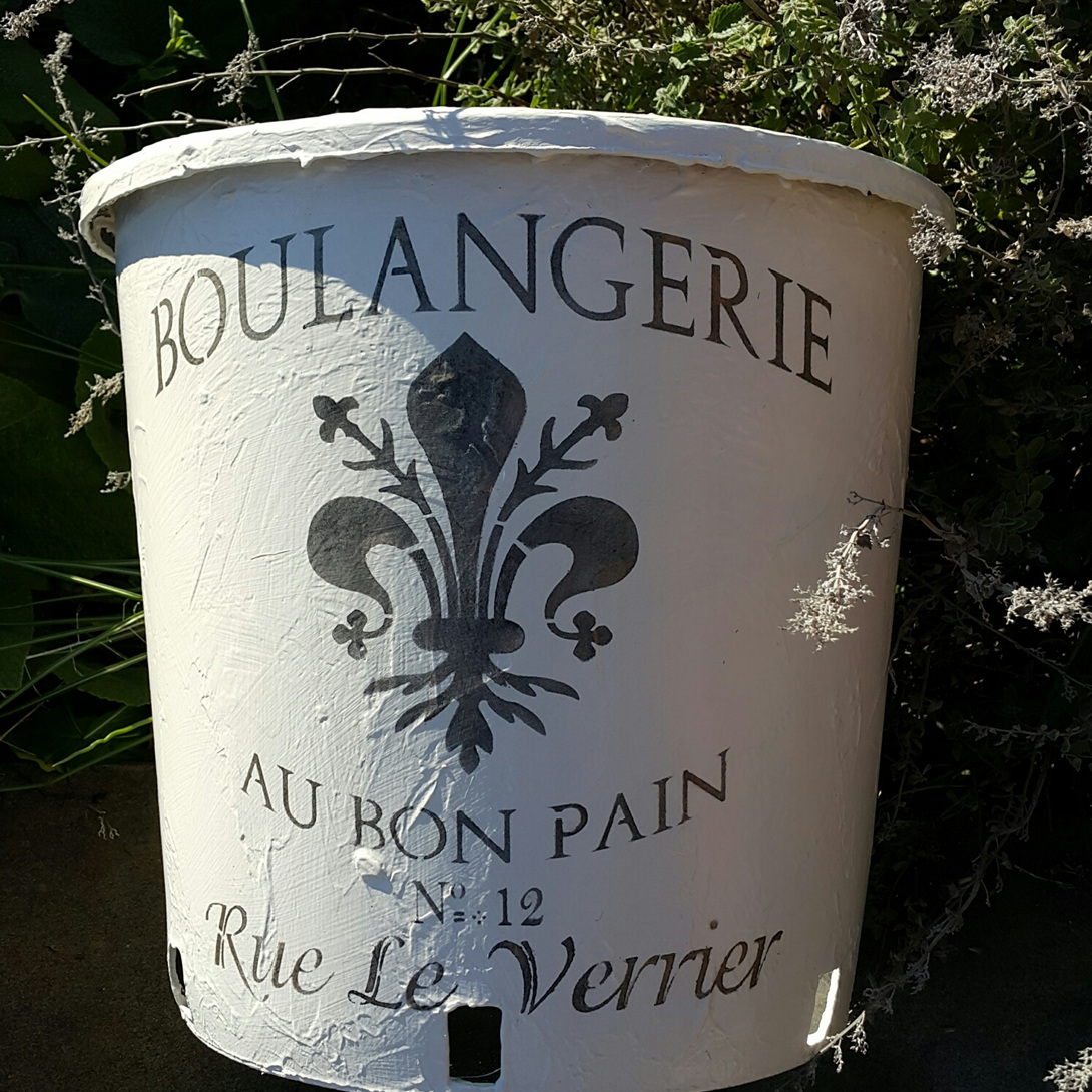 French Planter Pots