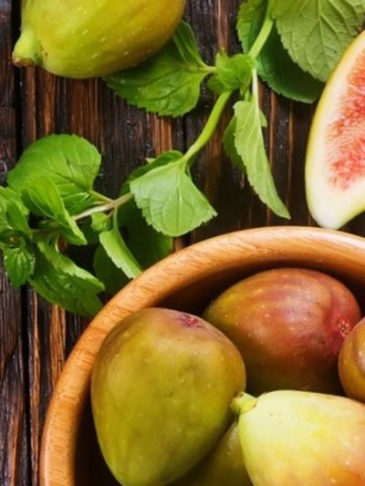 Fresh Spray Free Figs(Brown Turkey) - 200g approx.