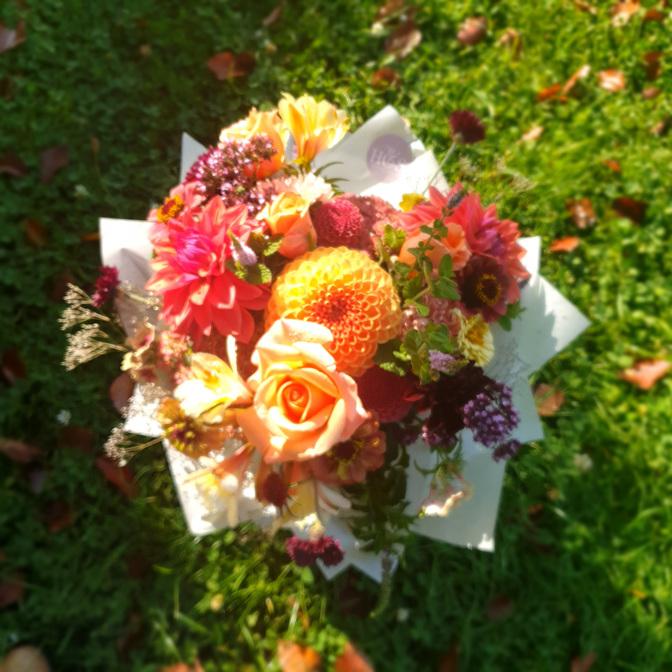 Fresh  Summer Bouquet