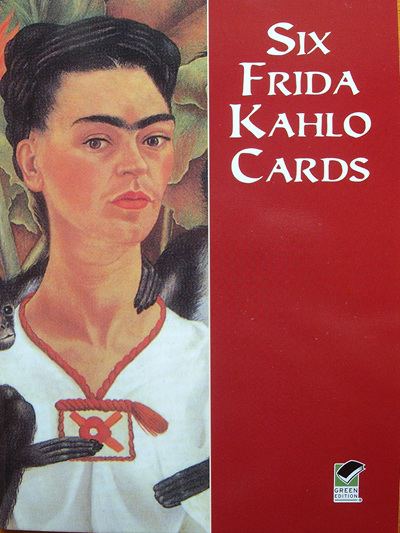 Frida Kahlo Art Cards