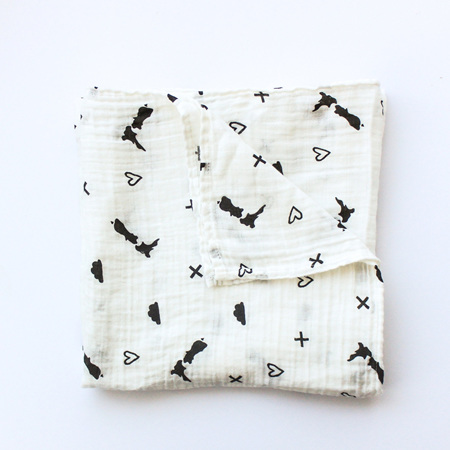From NZ With Love - Cotton Muslin Wrap