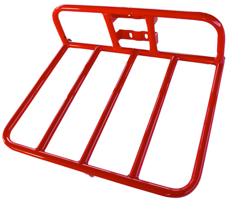 Front Carrier (Red)