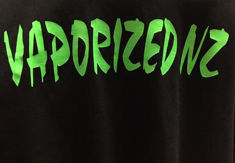 Vaporized NZ t shirts