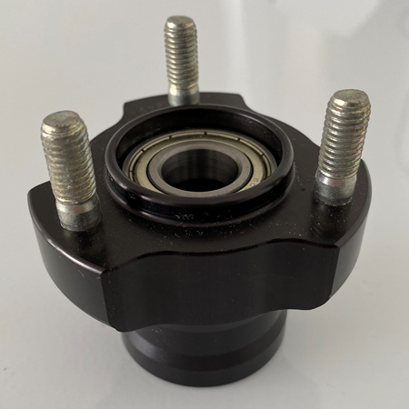 FRONT HUBS ALLOY