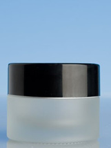 Frosted Glass Jar- 15gm