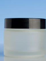Frosted Glass Jar - 65gm