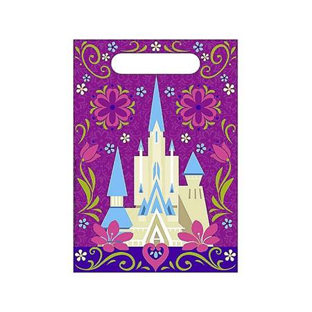 Frozen Castle loot bags x 8