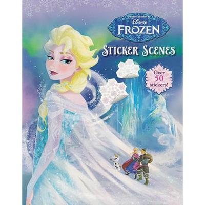 Frozen Sticker Scenes