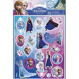 Frozen Sticker Set