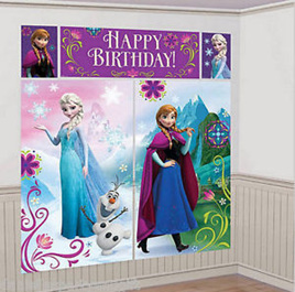 Frozen Wall Decorating Kit