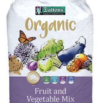 Fruit & Vege Mix 30L Organic
