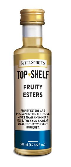 Fruity Esters