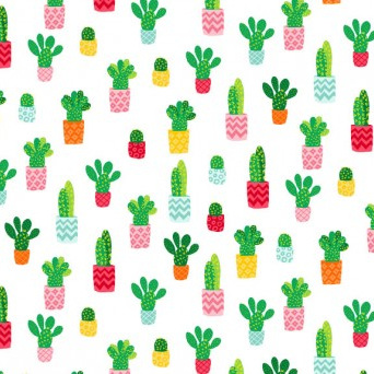 Fruity Friends - Cactus