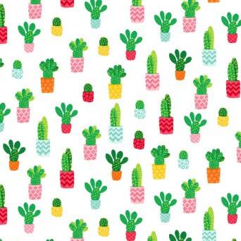 Fruity Friends - Cactus