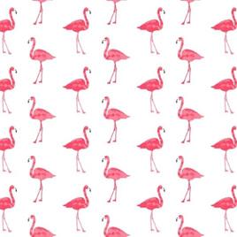 Fruity Friends Flamingo