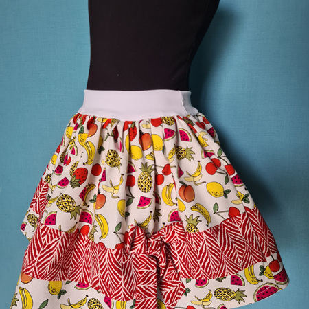 Fruity Skirt Size 3-5